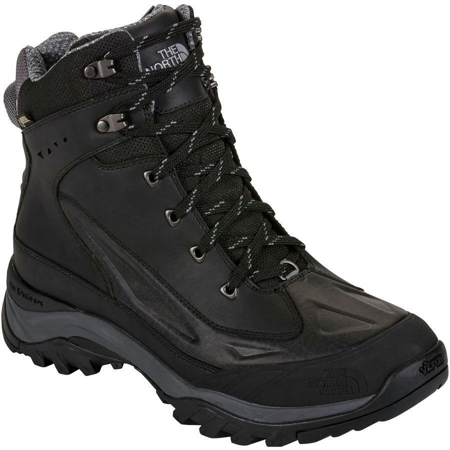 (取寄)ノースフェイス メンズ チルカット テック ブーツ The North Face Men's Chilkat Tech Boot Tnf Black/Zinc Grey