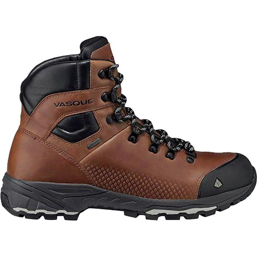 (取寄)バスク メンズ St エリアス FGGtx ハイキング ブーツ Vasque Men's St Elias FG GTX Hiking Boot Jet Black/Jet Black