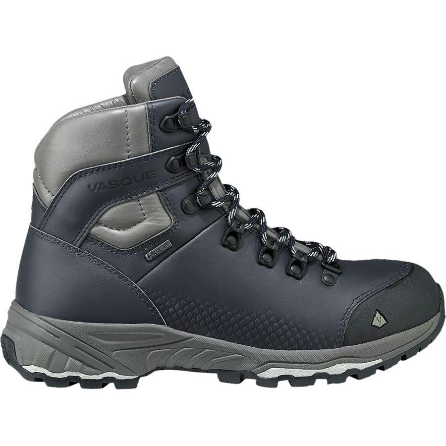 (取寄)バスク レディース St エリアス FGGtx ハイキング ブーツ Vasque Women St Elias FG GTX Hiking Boot Blue Steel