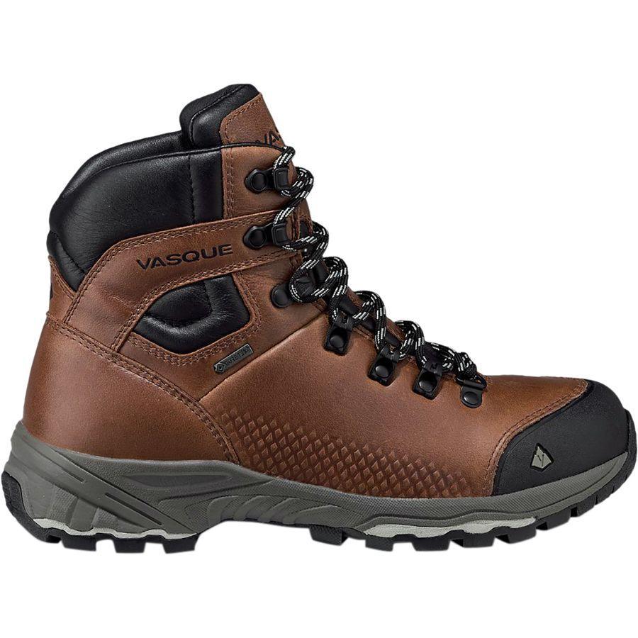 (取寄)バスク レディース St エリアス FGGtx ハイキング ブーツ Vasque Women St Elias FG GTX Hiking Boot Cognac