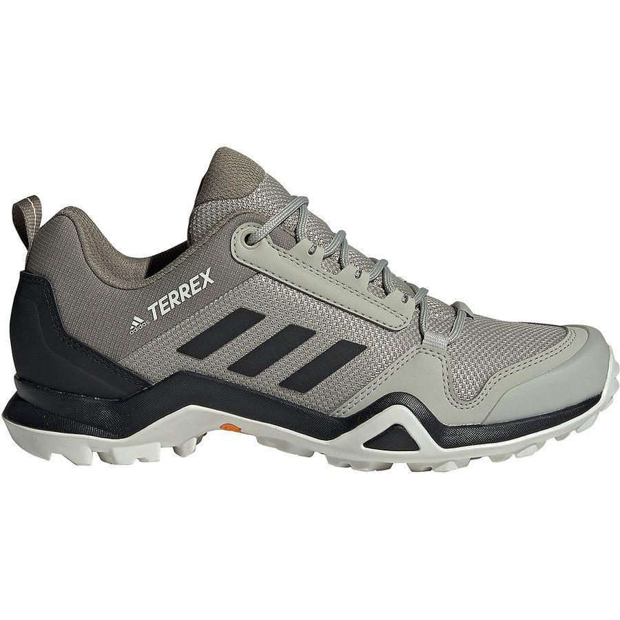 (取寄)アディダス レディース アウトドア テレックス AX3 ハイキングシューズ Adidas Women Outdoor Terrex AX3 Hiking Shoe Sesame/Black/Trace Cargo