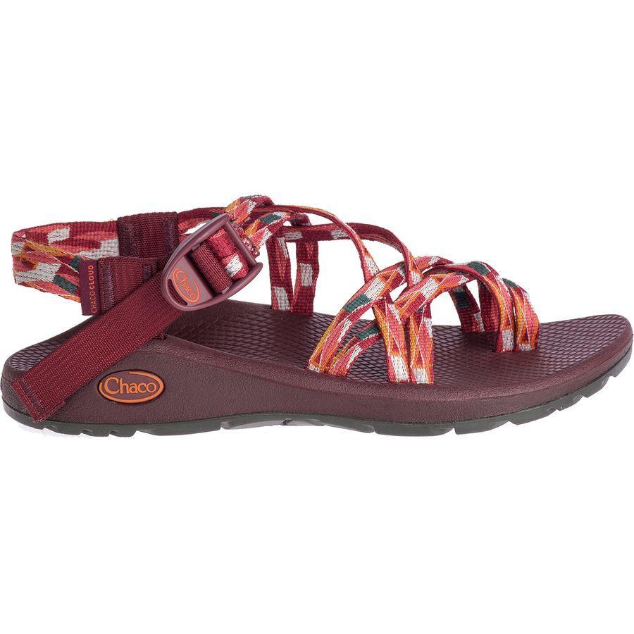 (取寄)チャコ レディース Z /クラウド X2 サンダル Chaco Women Z/Cloud X2 Sandal Platform Blush