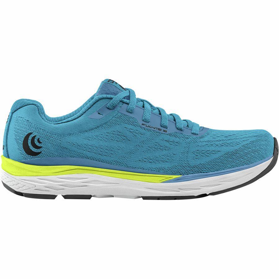 【クーポンで最大2000円OFF】(取寄)トポアスレチック メンズ Fli-Lyte3 ランニングシューズ Topo Athletic Men's Fli-Lyte 3 Running Shoe Blue/Yellow