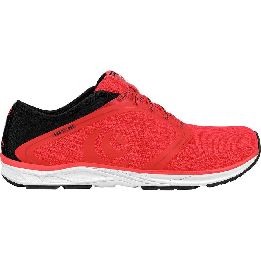 (取寄)トポアスレチック レディース ST-3 ランニングシューズ Topo Athletic Women ST-3 Running Shoe Pink/Black