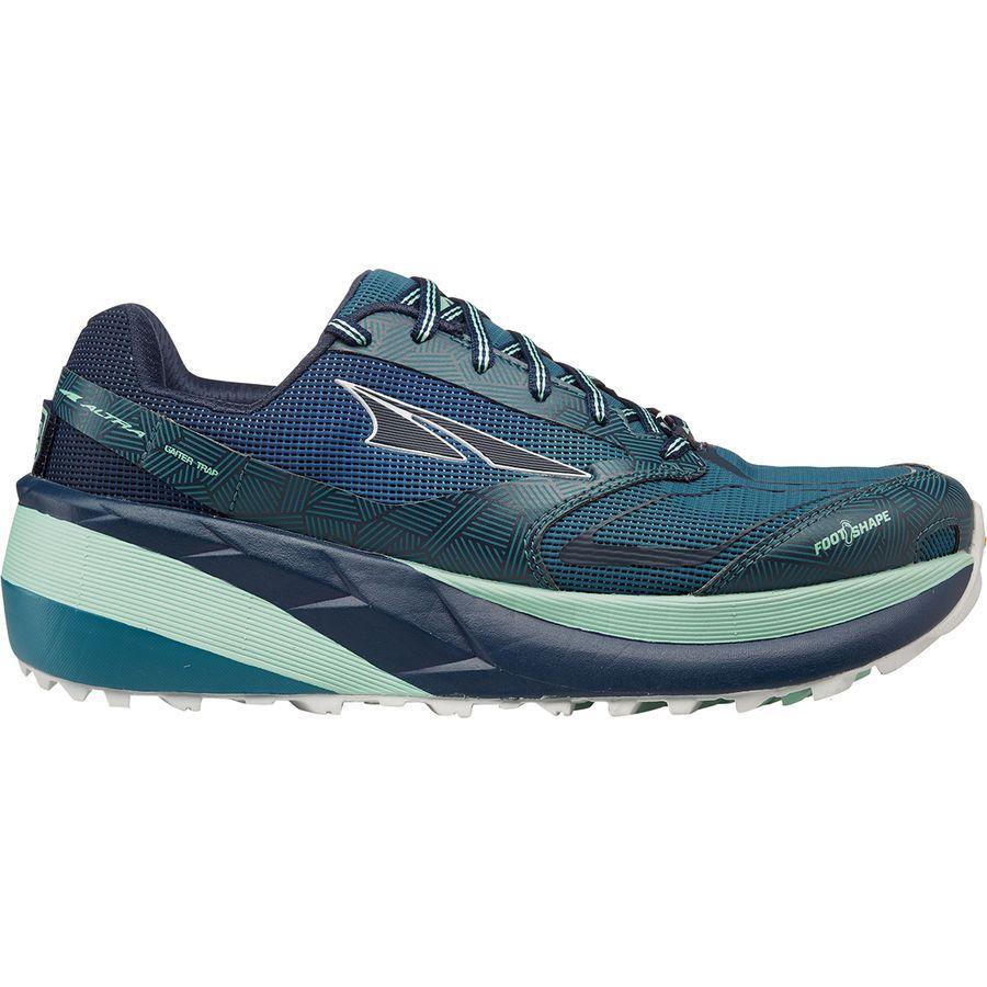(取寄)アルトラ レディース オリンパス 3.5トレイル ランニングシューズ Altra Women Olympus 3.5 Trail Running Shoe Blue/Green