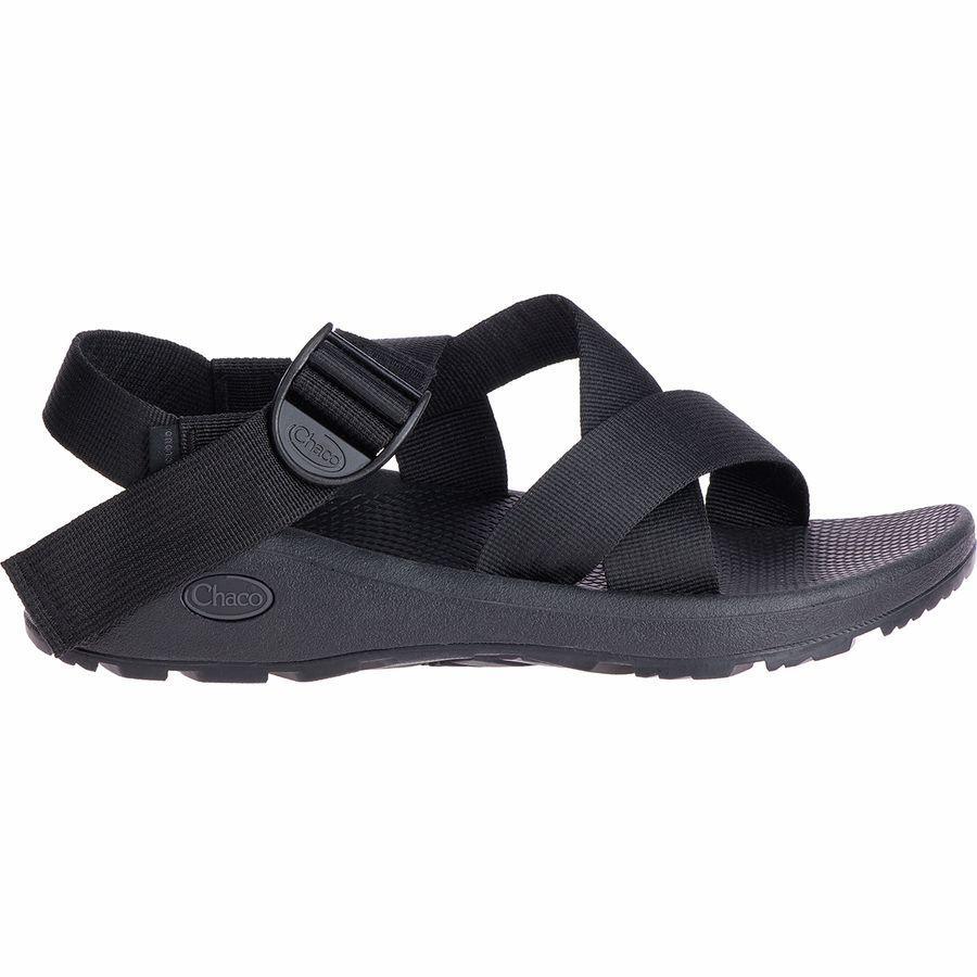 (取寄)チャコ メンズ メガ Zクラウド サンダル Chaco Men's Mega Z Cloud Sandal Solid Black