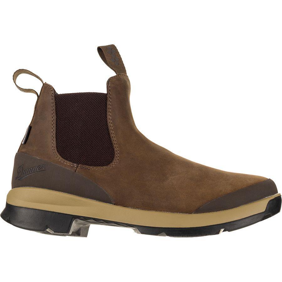 (取寄)ダナー メンズ パブ ガーデン チェルシー ブーツ Danner Men's Pub Garden Chelsea Boot Chocolate