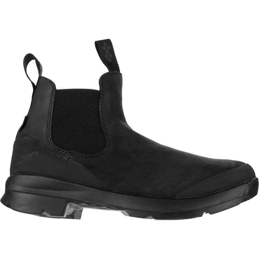 (取寄)ダナー メンズ パブ ガーデン チェルシー ブーツ Danner Men's Pub Garden Chelsea Boot Jet Black