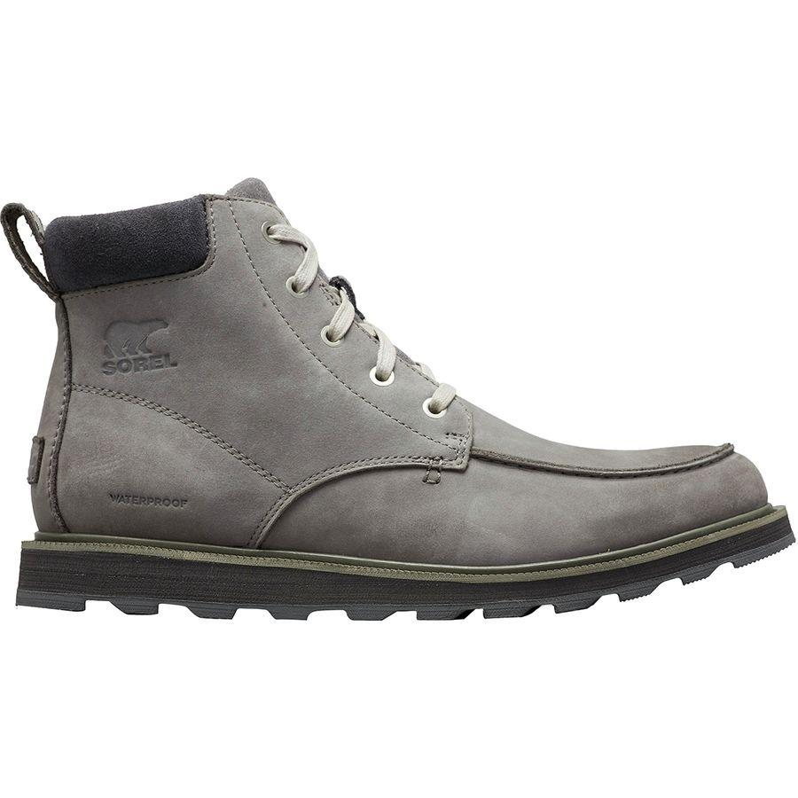 (取寄)ソレル メンズ マドソン モック トー ブーツ Sorel Men's Madson Moc Toe Boot Quarry