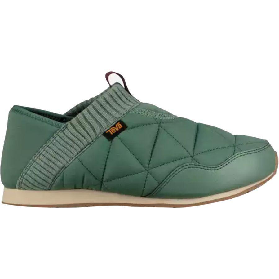 (取寄)テバ レディース エンバー モック シューズ Teva Women Ember Moc Shoe Helix Green