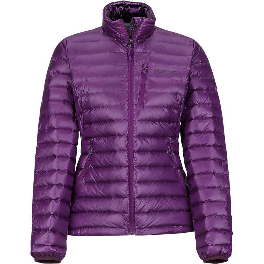 (取寄)マーモット レディース クエーザー ノヴァ ダウン ジャケット Marmot Women Quasar Nova Down Jacket Grape