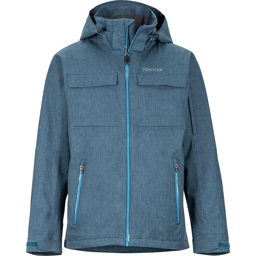 【クーポンで最大2000円OFF】(取寄)マーモット メンズ ラディウス ジャケット Marmot Men's Radius Jacket Denim