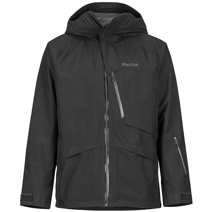 【クーポンで最大2000円OFF】(取寄)マーモット メンズ ライトレイ ジャケット Marmot Men's Lightray Jacket Black