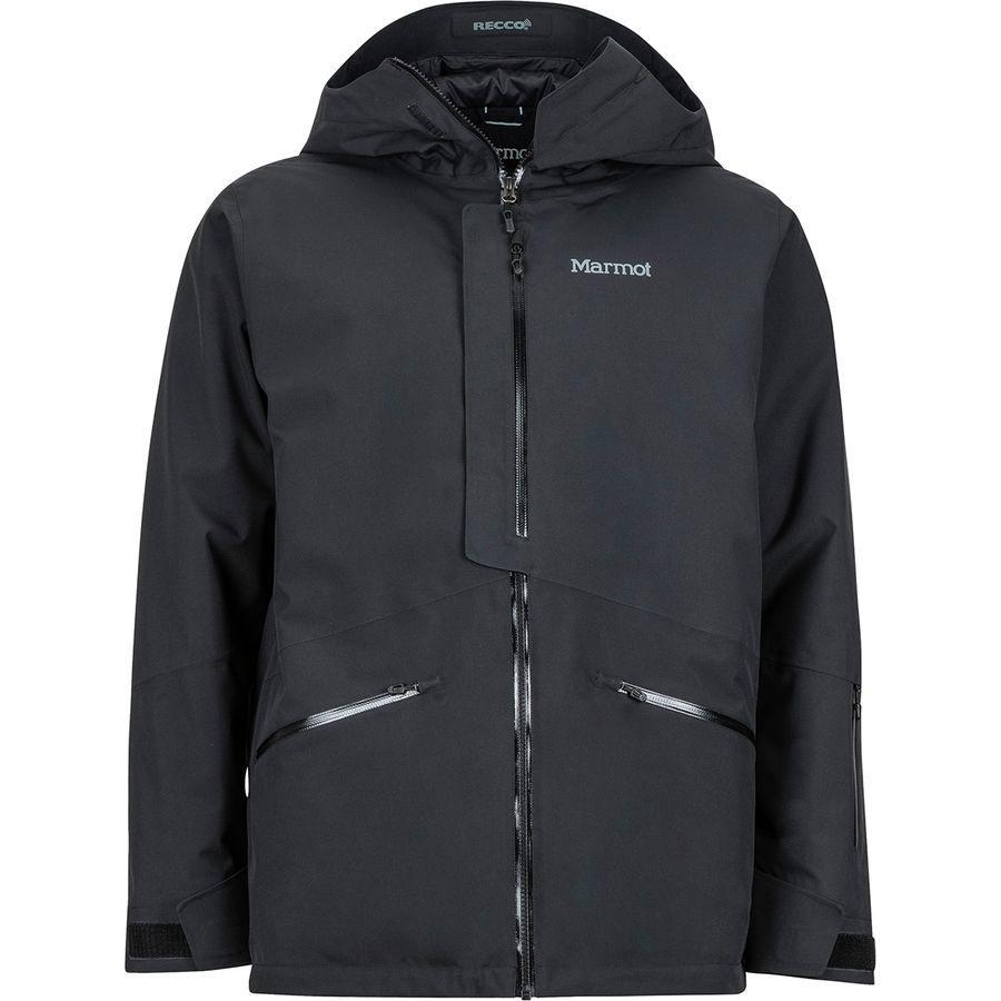 【クーポンで最大2000円OFF】(取寄)マーモット メンズ アンドルー ジャケット Marmot Men's Androo Jacket Black