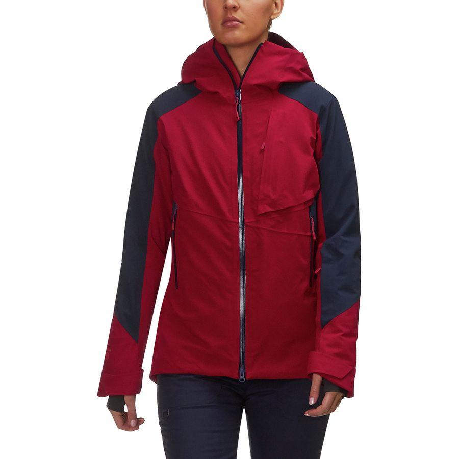 【クーポンで最大2000円OFF】(取寄)マウンテンハードウェア レディース ポララ インサレーテッド ジャケット Mountain Hardwear Women Polara Insulated Jacket Cranstand