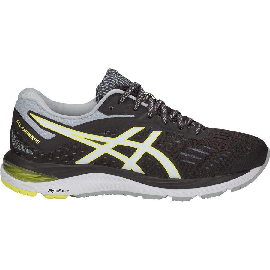 (取寄)アシックス レディース Gel-Cumulus20 ランニングシューズ Asics Women Gel-Cumulus 20 Running Shoe Dark Grey/White