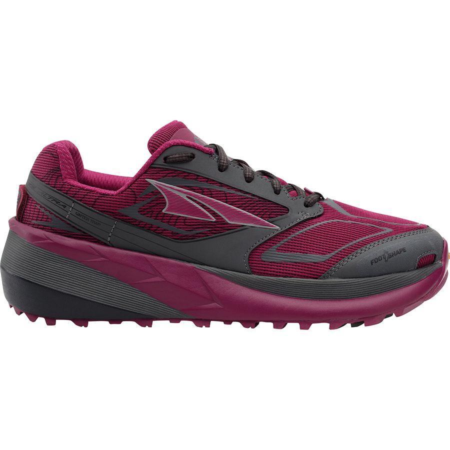 (取寄)アルトラ レディース オリンパス 3.0トレイル ランニングシューズ Altra Women Olympus 3.0 Trail Running Shoe Raspberry