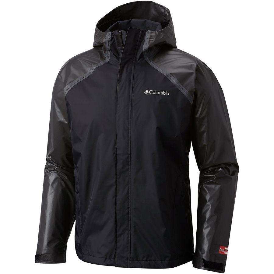(取寄)コロンビア メンズ アウトドライ ハイブリッド ジャケット Columbia Men's Outdry Hybrid Jacket Black