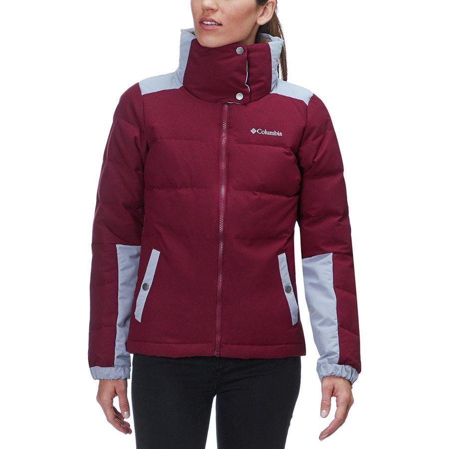(取寄)コロンビア レディース ウィンター チャレンジャー ジャケット Columbia Women Winter Challenger Jacket Rich Wine/Astral