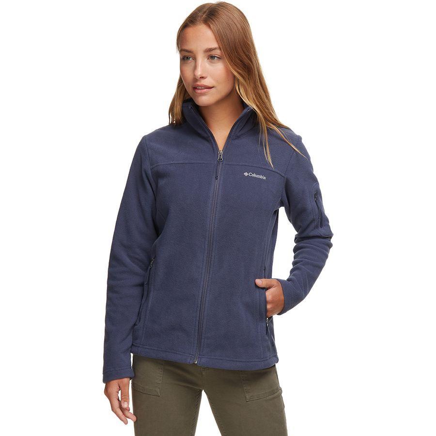 (取寄)コロンビア レディース ファスト トレック 2 フリース ジャケット Columbia Women Fast Trek II Fleece Jacket Nocturnal
