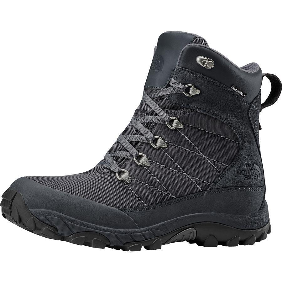 (取寄)ノースフェイス メンズ チルカット ナイロン ブーツ The North Face Men's Chilkat Nylon Boot Zinc Grey/Ebony Grey