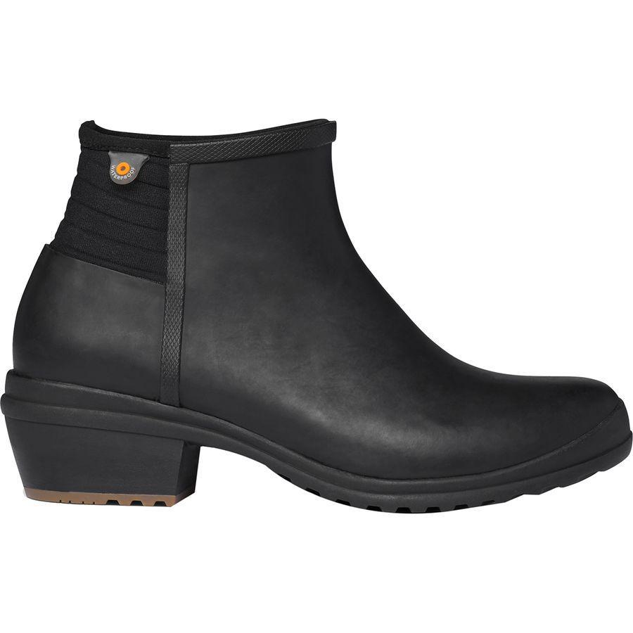 (取寄)ボグス レディース ビスタ アンクル ブーツ Bogs Women Vista Ankle Boot Black