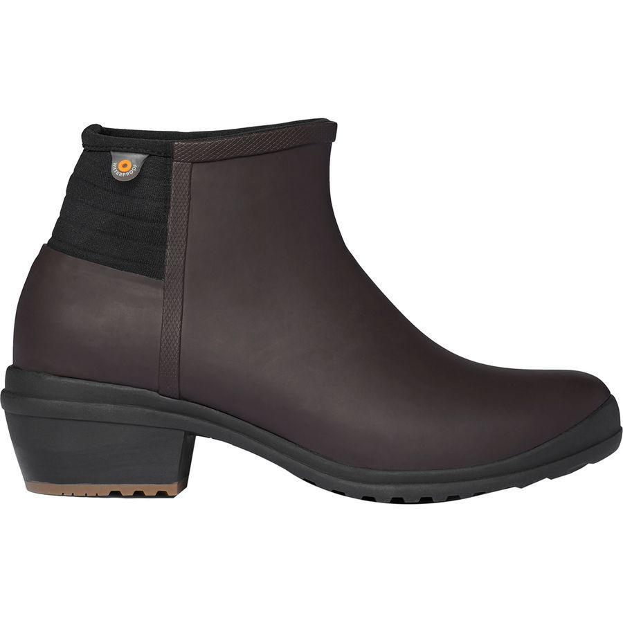 (取寄)ボグス レディース ビスタ アンクル ブーツ Bogs Women Vista Ankle Boot Brown