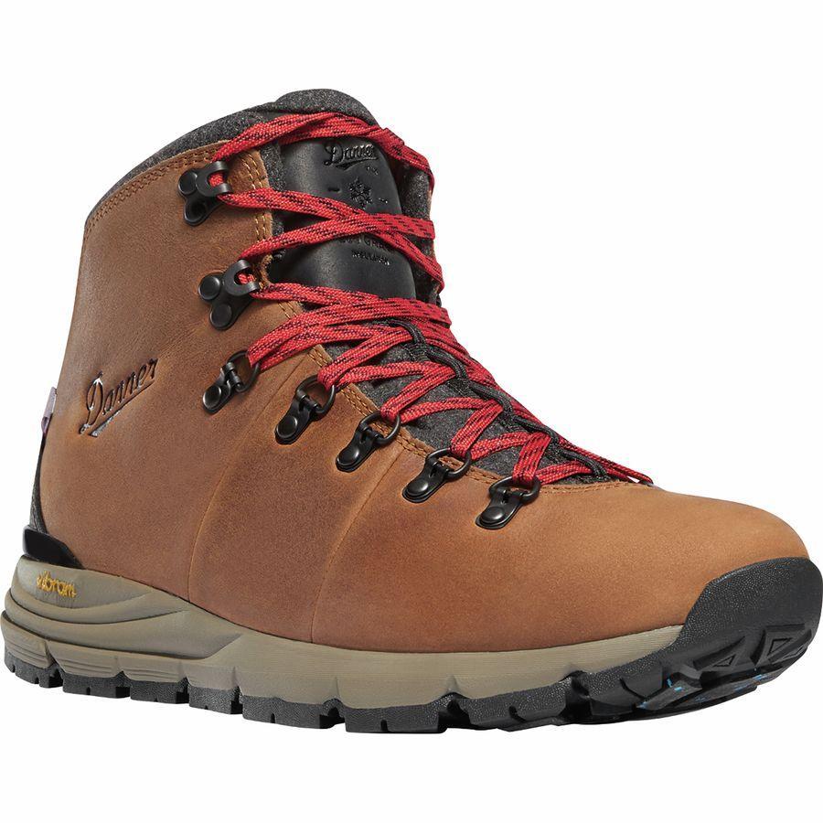 (取寄)ダナー メンズ マウンテン 600インサレーテッド ブーツ Danner Men's Mountain 600 Insulated Boot Brown/Red