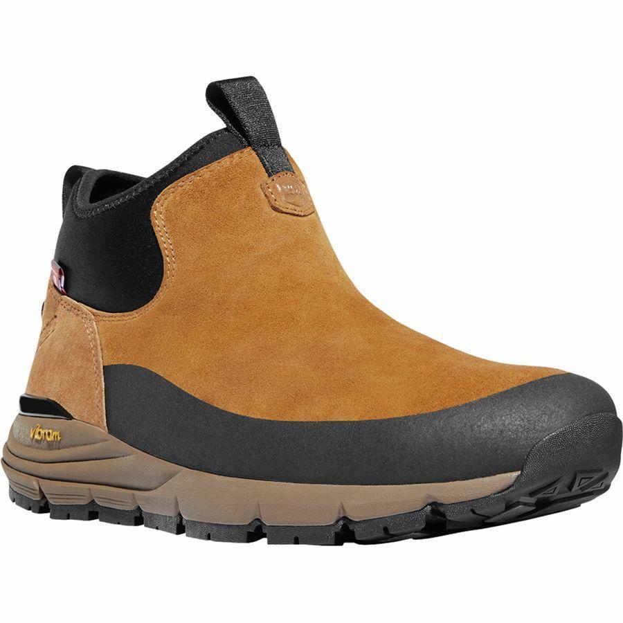 (取寄)ダナー メンズ アークティック 600チェルシー ブーツ Danner Men's Arctic 600 Chelsea Boot Brown