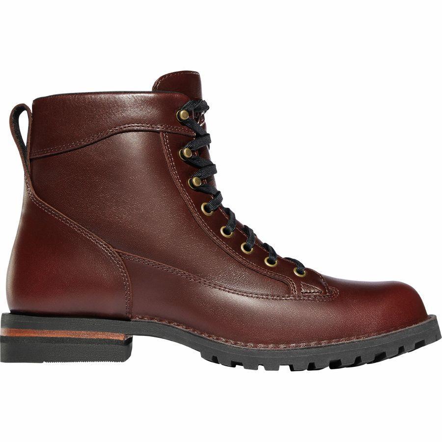 【クーポンで最大2000円OFF】(取寄)ダナー メンズ ジャック 3 6in ブーツ Danner Men's Jack III 6in Boot Mahogany