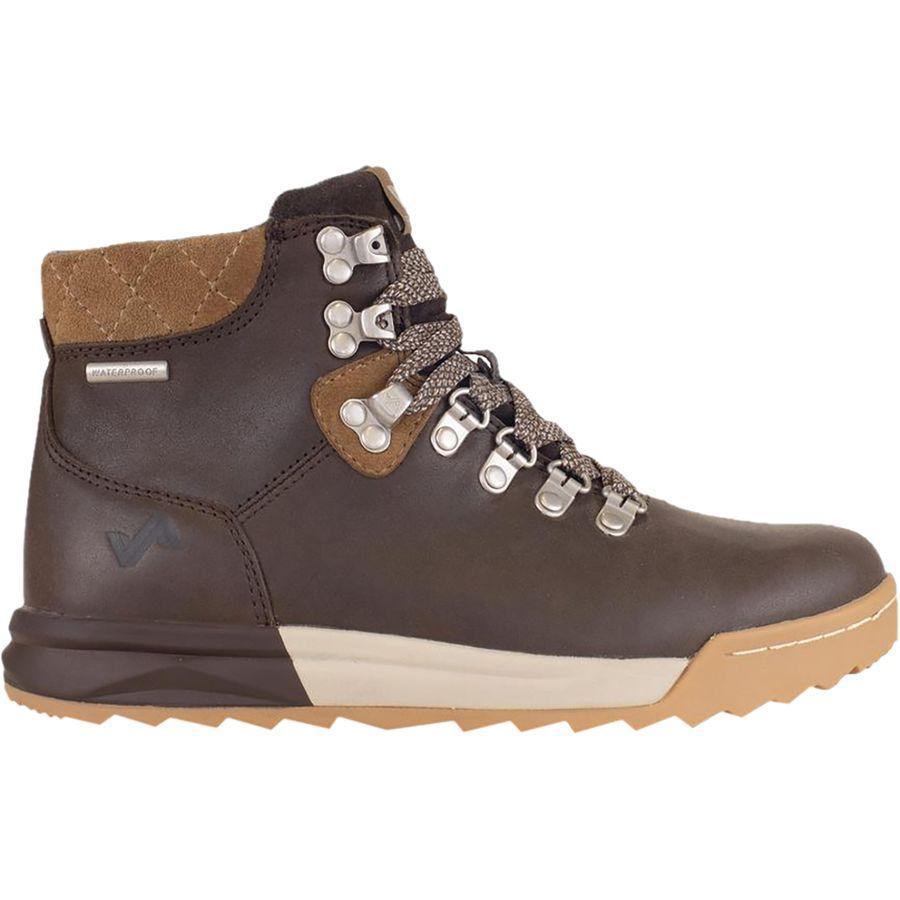 (取寄)フォーセイク レディース パッチ ハイキング ブーツ Forsake Women Patch Hiking Boot Mocha/Tan