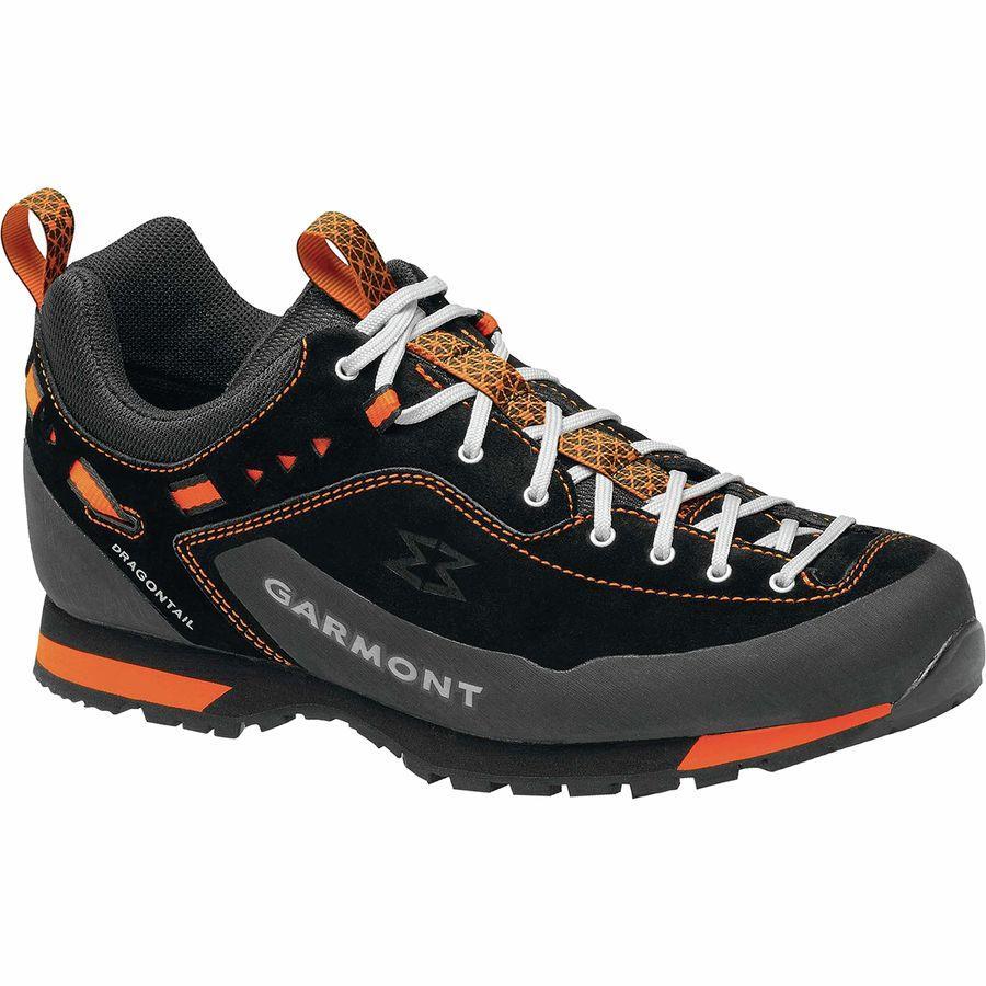 (取寄)ガルモント レディース ドラゴンテイル LT アプローチ シューズ Garmont Women Dragontail LT Approach Shoe Dark Grey/Orange