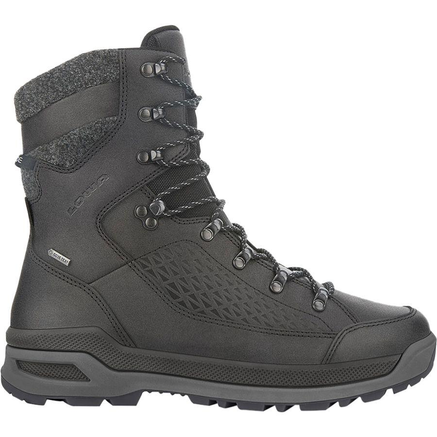 (取寄)ローバー メンズ レネゲード エボ アイス Gtx ブーツ Lowa Men's Renegade Evo Ice GTX Boot Black