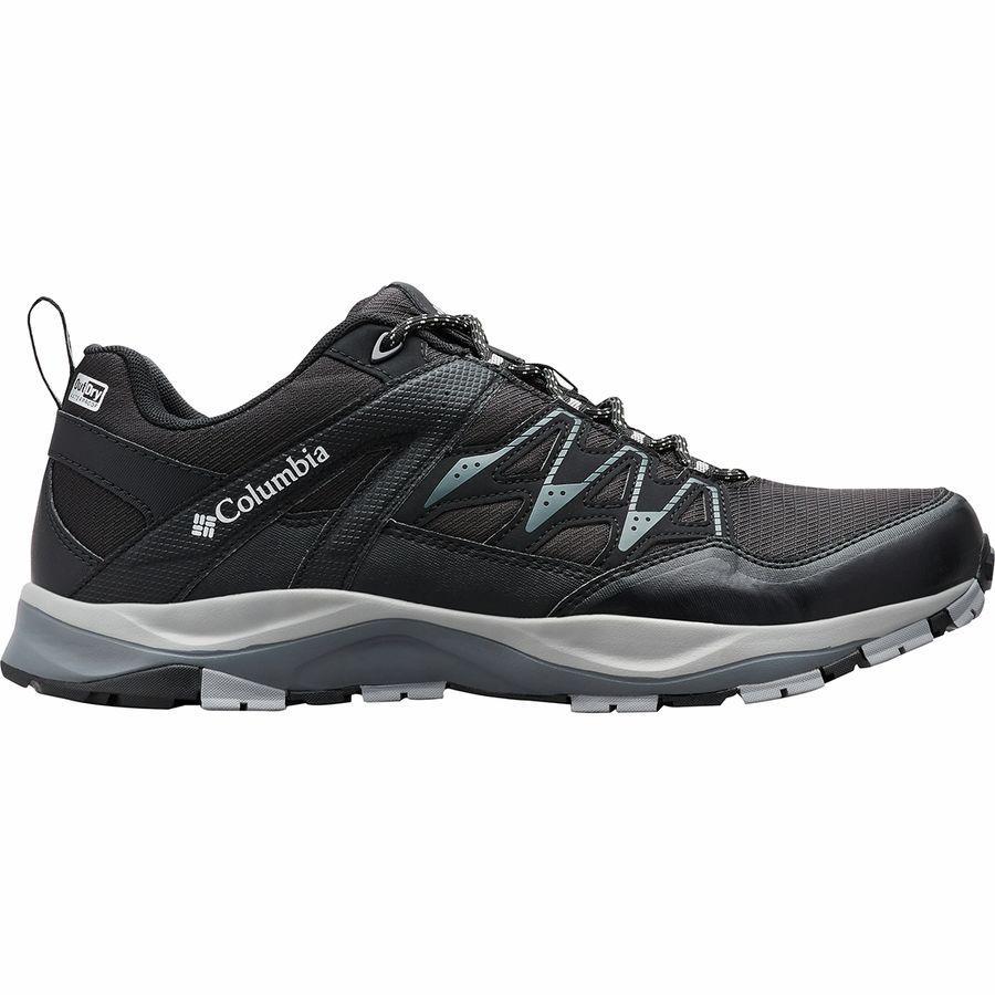 (取寄)コロンビア メンズ ウェイファインダー アウトドライ ハイキング シューズ ハイキングシューズ Columbia Men's Wayfinder Outdry Hiking Shoe Black/Lux