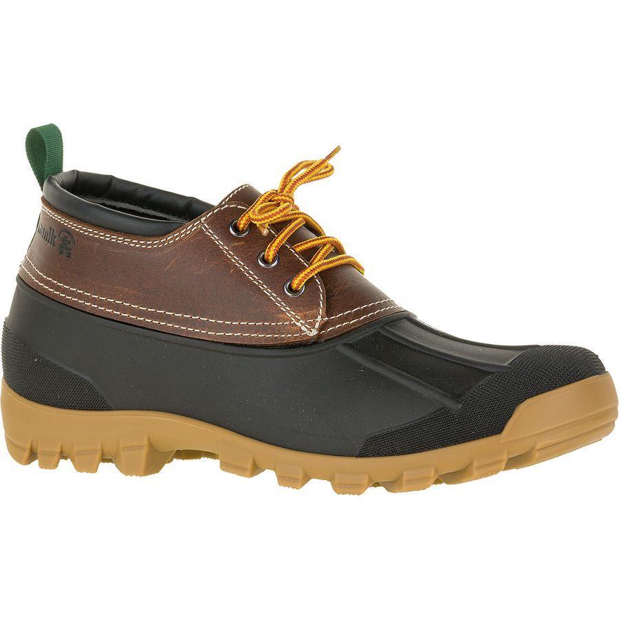 (取寄)カミック メンズ ユーコン3 ブーツ Kamik Men's Yukon3 Boot Dark Brown