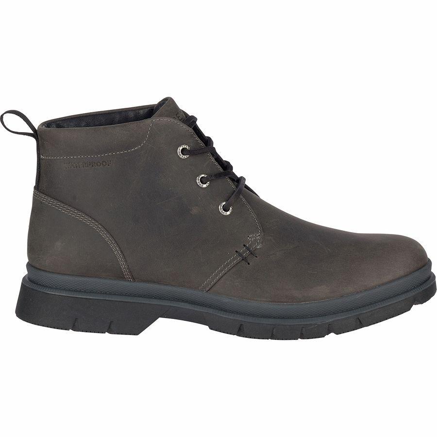 (取寄)スペリートップサイダー メンズ Watertownチャッカ ブーツ Sperry Top-Sider Men's Watertown Chukka Boot Grey