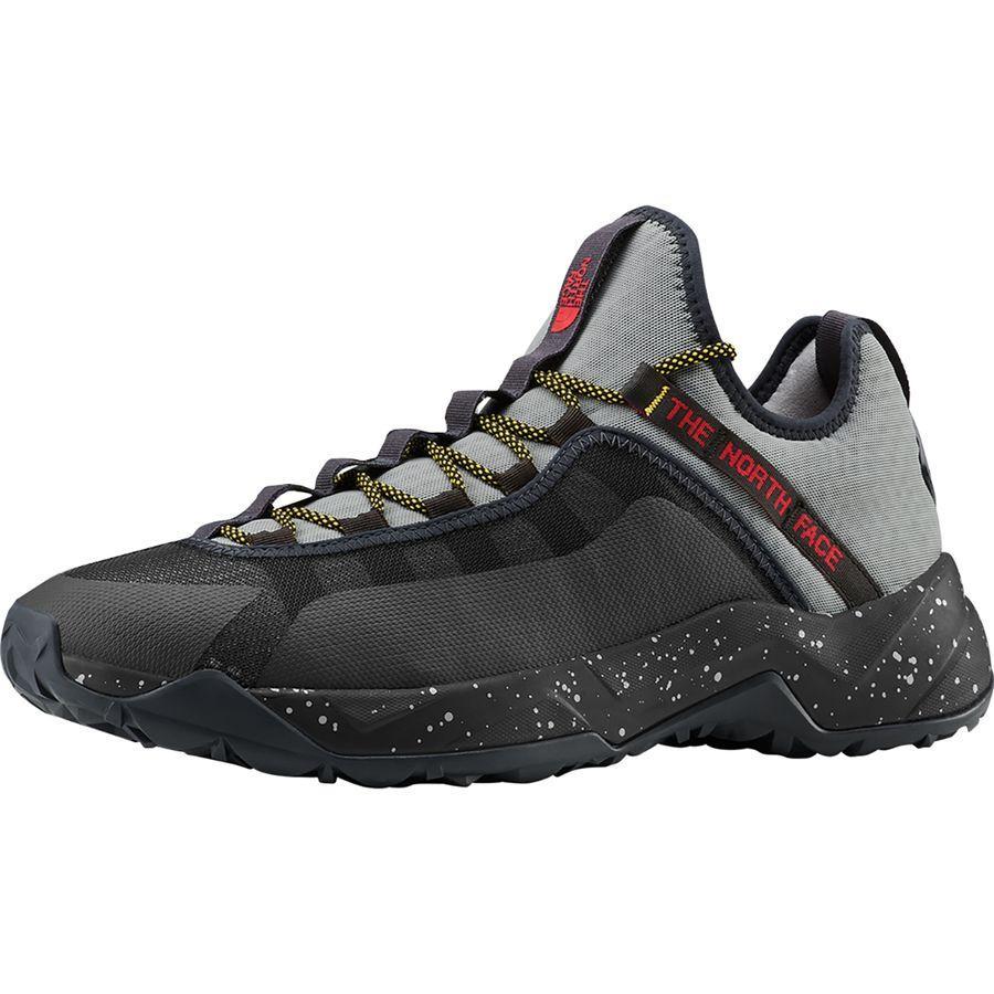 (取寄)ノースフェイス メンズ トレイル エスケープ ピーク ハイキング シューズ ハイキングシューズ The North Face Men's Trail Escape Peak Hiking Shoe Griffin Grey/Ebony Grey