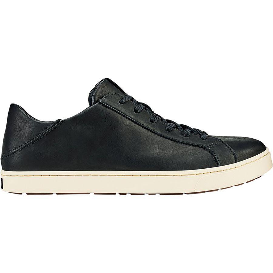 (取寄)オルカイ メンズ カフ パハハ シューズ Olukai Men's Kahu Pahaha Shoe Black/Bone