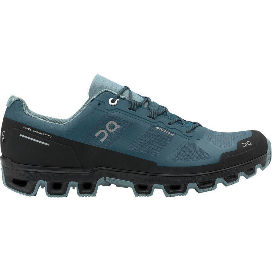 (取寄)オン ランニング メンズ クラウドベンチャー トレイル ラン シューズ ON Running Men's Cloudventure Trail Run Shoe Storm/Cobble