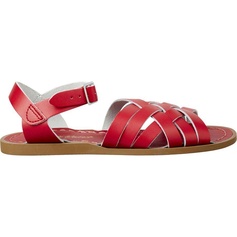 (取寄)ソルトウォーターサンダル レディース レトロ 600シリーズ サンダル Salt Water Sandals Women Retro 600 Series Sandal Red