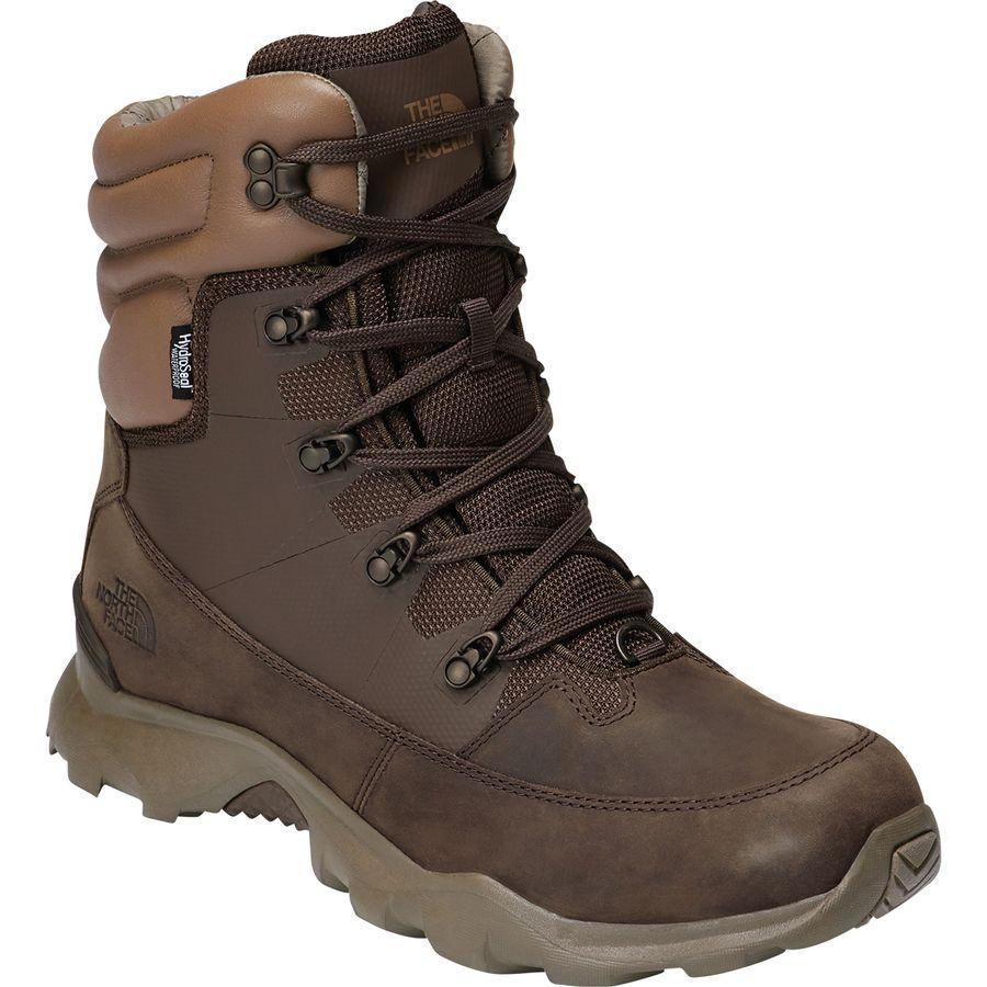 【クーポンで最大2000円OFF】(取寄)ノースフェイス メンズ ThermoBall リフティ ブーツ The North Face Men's ThermoBall Lifty Boot Chocolate Brown/Cargo Khaki