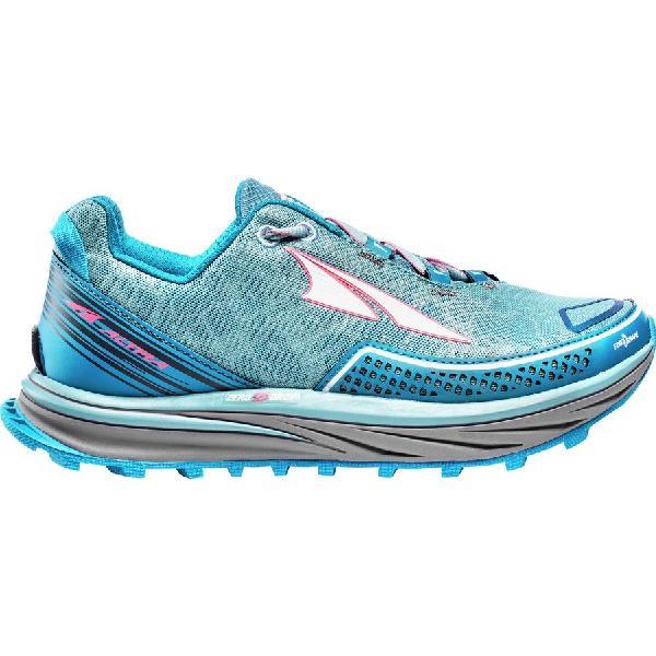 (取寄)アルトラ レディース Timp トレイル ランニングシューズ Altra Women Timp Trail Running Shoe Blue