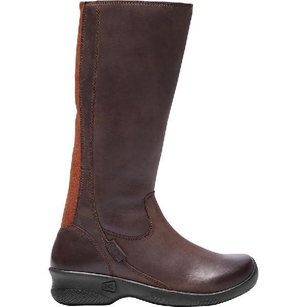 (取寄)キーン レディース ベルン ベイビー ベルン 2 トール ブーツ KEEN Women Bern Baby Bern II Tall Boot Mocha