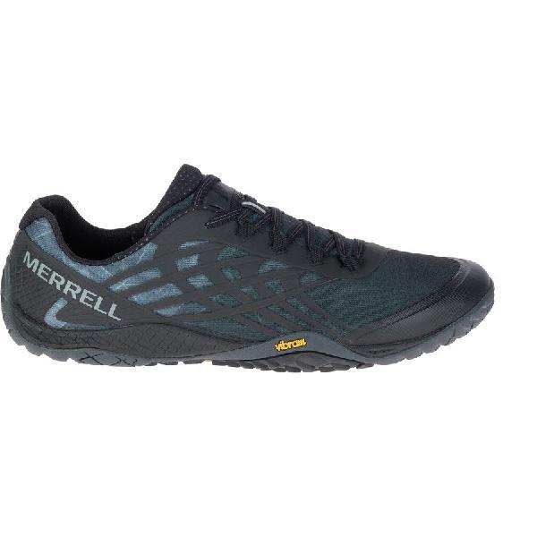 (取寄)メレル メンズ トレイル グローブ 4 シューズ Merrell Men's Trail Glove 4 Shoe Black