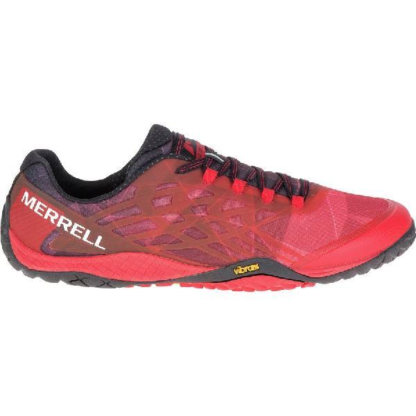 (取寄)メレル メンズ トレイル グローブ 4 シューズ Merrell Men's Trail Glove 4 Shoe Molten Lava