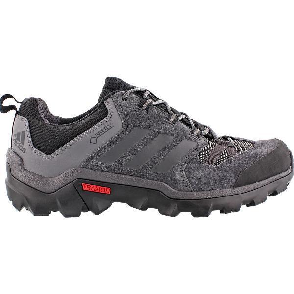 (取寄)アディダス メンズ アウトドア キャップロック GTX  ハイキングシューズ Adidas Men's Outdoor Caprock GTX Hiking Shoe Black/Utility Black/Granite