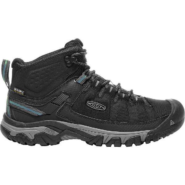 (取寄)キーン メンズ ターギー Exp ミッド ブーツ KEEN Men's Targhee Exp Mid Boot Black/Steel Grey