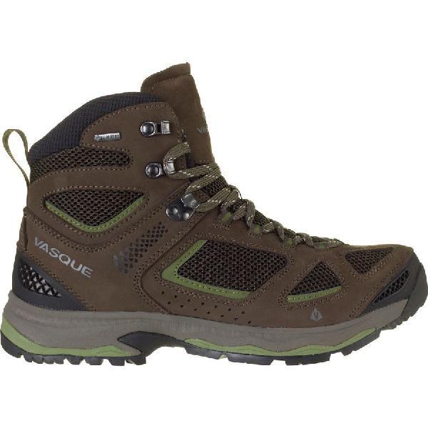 (取寄)バスク メンズ ブリーズ 3 GTX ハイキング ブーツ Vasque Men's Breeze III GTX Hiking Boot Brown Olive/Pesto