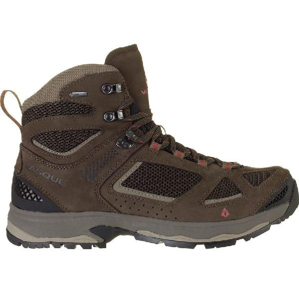 (取寄)バスク メンズ ブリーズ 3 GTX ハイキング ブーツ Vasque Men's Breeze III GTX Hiking Boot Brown Olive/Bungee Cord