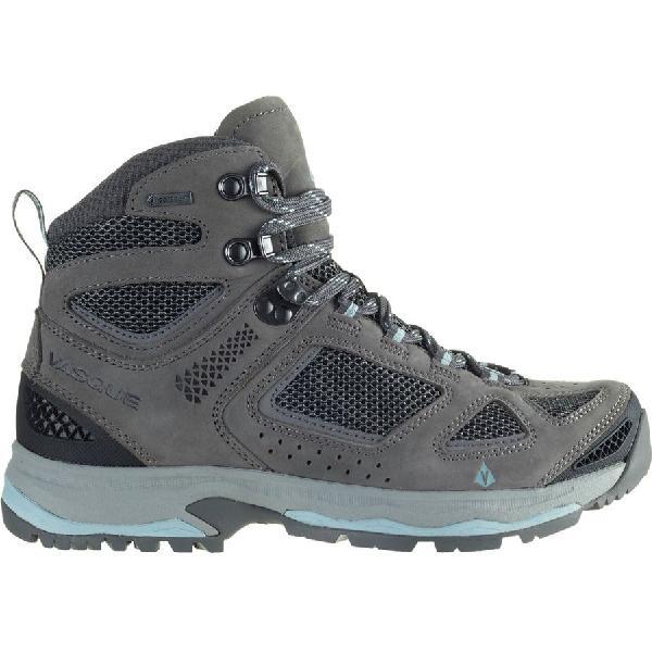 (取寄)バスク レディース ブリーズ 3 GTX ハイキング ブーツ Vasque Women Breeze III GTX Hiking Boot Gargoyle/Blue